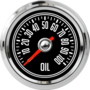 "2-1/16"" CJ Oil Pressure Gauge 0-100psi"