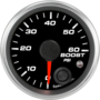 "2-1/16"" Boost Gauge 0-60psi (w/ warning)"