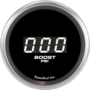 "2-1/16"" Boost Digital Gauge 0-30psi (w/ Easy Touch Bezel)"