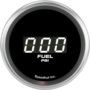 "2-1/16"" Fuel Pressure Digital Gauge 0-100psi (w/ Easy Touch Bezel)"