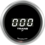 "2-1/16"" Trans Temp Digital Gauge 60-300F (w/ Easy Touch Bezel)"