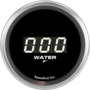 "2-1/16"" Water Temp Digital Gauge 60-300F (w/ Easy Touch Bezel)"