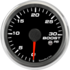 "2-5/8"" Boost Gauge 0-30psi (w/ warning)"