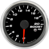 "2-5/8"" Boost Gauge 0-20psi (w/ warning)"