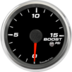 "2-5/8"" Boost Gauge 0-15psi (w/ warning)"