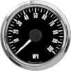 "2-5/8"" Freedom CAN-BUS Speedometer 100mph"