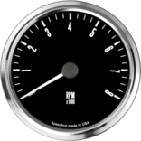 "4"" Freedom CAN-BUS Tachometer 8K RPM"