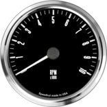"4"" Freedom CAN-BUS Tachometer 10K RPM"