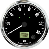 "4-1/2"" Freedom CAN-BUS Speedometer Gauge 140mph  (w/ turn signal and high beam)"