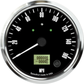 "4-1/2"" Freedom CAN-BUS Speedometer Gauge 160mph  (w/ turn signal and high beam)"