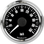 "2-1/16"" Freedom CAN-BUS Speedometer 200 km/h Metric"