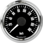 "2-1/16"" Freedom CAN-BUS Speedometer 180 km/h Metric"