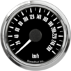 "2-5/8"" Freedom CAN-BUS Speedometer 260 km/h Metric"