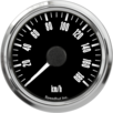 "2-5/8"" Freedom CAN-BUS Speedometer 180 km/h Metric"