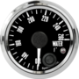 "2-1/16"" Freedom CAN-BUS Water Temp Gauge 120-260F (w/ warning)"