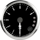 "3-3/8"" Freedom CAN-BUS Tachometer 8K RPM Shift-light"