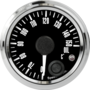 "2-1/16"" Freedom CAN-BUS Oil Temp Gauge 60-150C Metric (w/ warning) (For GM vehicles only)"