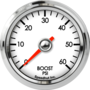 "2-1/16"" Boost Gauge 0-60psi"