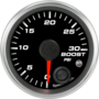 "2-1/16"" Boost Gauge 0-30psi (w/ warning)"