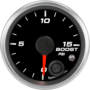 "2-1/16"" Boost Gauge 0-15psi (w/ warning)"