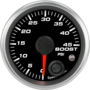 "2-1/16"" Boost Gauge 0-45psi (w/ warning)"