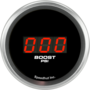 "2-1/16"" Boost Digital Gauge 0-60psi (w/ Easy Touch™ Bezel)"