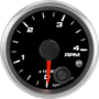 "2-1/16"" Tachometer 4K RPM Internal Shift-light"