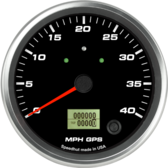 "4-1/2"" GPS Speedometer 40mph (w/ turn signal and high beam)"