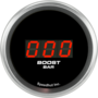 "2-1/16"" Boost Digital Gauge 0-2bar (w/ Easy Touch™ Bezel)"