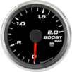 "2-5/8"" Boost Gauge 0-2bar Metric (w/ warning)"