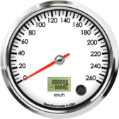 "4-1/2"" Speedometer 260km/h Metric programmable"